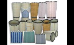 Filtry pro vzduchotechniku - kazetové, kapsové, HEPA filtry
