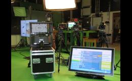 Kvalitní technika pro tvorbu videí a špičkovou postprodukci