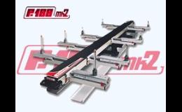 Přístroje a zařízení pro měření karosérií dodává společnost MITERAL