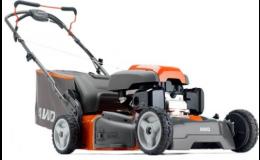 Motorové sekačky a další vybavení pro údržbu zahrady Husqvarna