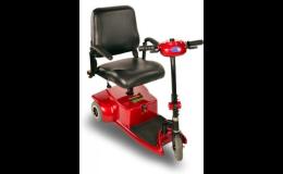 SELVO elektrický vozík pro seniory a starší generaci