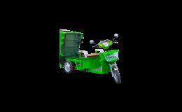 Elektrická ekologická vozidla ADVENTO dodává společnost GARDENTECH z Brna