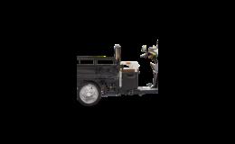 Elekrovozidla ADVENTO k přepravě nářadí, nákladů i osob