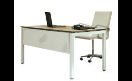 Kancelářské a pracovní stoly, sestavy i doplňkové vybavení a příslušenství
