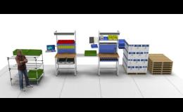 Enprag s.r.o. - ergonomická a efektivní pracoviště na míru podle principů štíhlé výroby