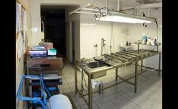 Thanatopraktický sál