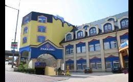 Rekonstrukce kongresového centra a hotelu Babylon v Liberci