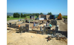 Stavba rodinných domů na klíč od firmy HAVAX a.s.