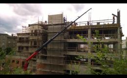 Stavební firma HAVAX - nebojíme se ani náročných realizací
