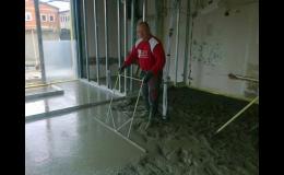 Kvalitně vyškolení řemeslníci stavební firmy HAVAX a.s.