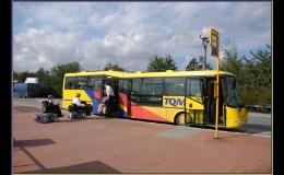 Linková autobusová doprava v rámci Olomouckého a Moravskoslezského kraje