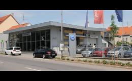 Autosalon Znojmo, INTERMOBIL s.r.o. - prodej vozů Volkswagen