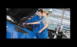 Servisní kontroly, rychlooprava drobných závad, servis klimatizace - autoservis Znojmo