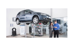 Servisní práce, opravy výfuku, brzdového systému, karoserie - autoservis Znojmo