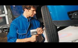 Montáž kol a pneumatik, odebrání starých pneumatik k recyklaci zdarma - Pneuservis Intermobil, s.r.o. Znojmo