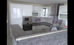 Kuchyňský nábytek podle požadavků zákazníka, Znojemsko
