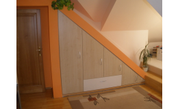 Zhotovení úložného prostoru na zakázku, Kuchyňské studio Jan Forman, Moravský Krumlov