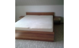 Ložnicový nábytek na míru, Jan Forman, Moravský Krumlov