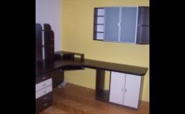 Kancelářský nábytek na zakázku, Znojemsko