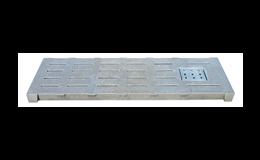 Betonárna HB Beton vyrábí betonové rošty do stájí, Jindřichohradecko