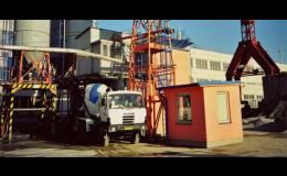 Transportbeton - betonárna HB Beton, s.r.o. Jindřichův Hradec