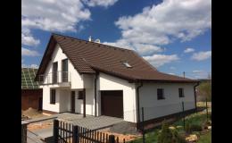 Ekologické montované dřevostavby, HOMESTEAD s.r.o., Hamry nad Sázavou, Vysočina