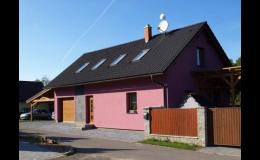 Výstavba rodinných domů v nízkoenergetickém a pasivním standardu, HOMESTEAD s.r.o., Žďársko