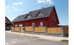 Nízkoenergetické rodinné domy na klíč, Vysočina
