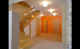 Realizace interiérů rodinných domů a bytů, HOMESTEAD s.r.o., Žďár n. Sázavou