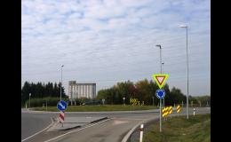 Osvětlení obcí a měst zajišťuje společnost AMAKO, spol. s r.o.