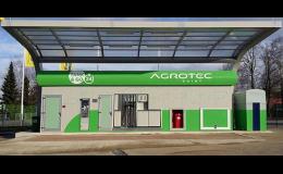 Společnost UNIDATAZ s.r.o. dodává výdejní stojany pohonných hmot