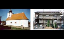 Realizaci nové střechy Vám zajistí společnost Stavitelství Kudláč