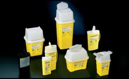 Bohatý výběr laboratorních plastů a nádob na kontaminovaný odpad pro laboratoře