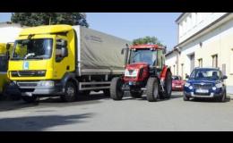 Obor Mechanik opravář motorových vozidel na OA, SOŠ a SOU Třeboň