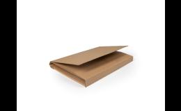 Papírové zásilkové krabice pro ochranu zboží při přepravě