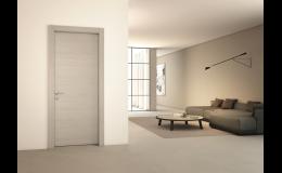 Odborná montáž dveří PIVATO porte - ZAHRADNÍK PARKET