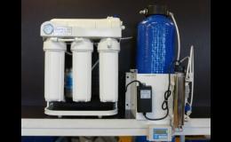 GORO, spol. s.r.o. - Výroba zařízení pro úpravu, filtraci a změkčení vody