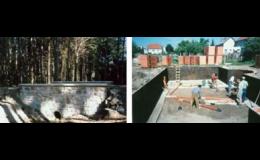 Zemní práce zajišťuje společnost Stavitelství Kudláč