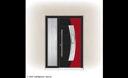 Exkluzivní vchodové dveře, EVOokna, Jihomoravský kraj