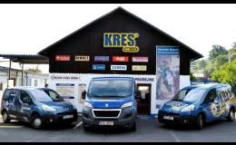 Servis a opravu elektronářadí, čerpadel a elektromotorů zajistí společnost KRES spol. s r.o.