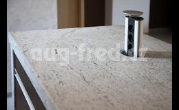 Kuchyňskou desku z kamene Vám vyrobí společnost AUG-FRED