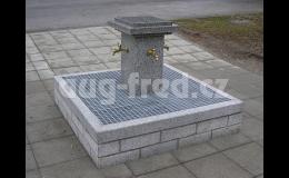 Výrobky z kamene do Vašeho exteriéru zrealizuje společnosti AUG-FRED