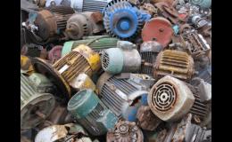 Výkup kovového odpadu - Ferrum s.r.o., kovošroty v Třebíči, Moravských Budějovicích, Velkém Meziříčí a Jemnici