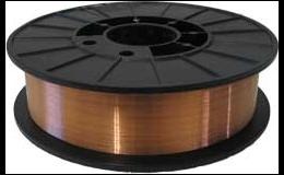 Svařovací drát pro MIG svařování nelegovaných, nízkolegovaných a nerezových ocelí i barevných kovů.