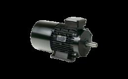 Asynchronní motory brzdové Lafert doběhové nebo s vysokým brzdným momentem.