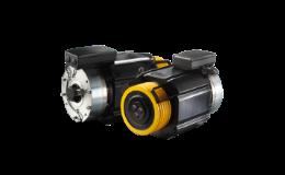 Elektromotory pro výtahy a eskalátory od renomovaného italského výrobce Lafert Motors