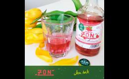 ZON, spol. s r.o. Třebíč vyrábí limonády s lahodnou a osvěžující chutí
