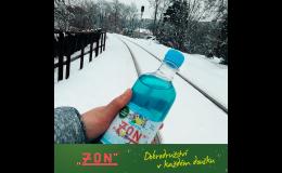 Ochutnejte jedinečné příchutě limonád, které vyrábí společnost ZON, spol. s r.o., Třebíč