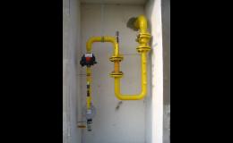 Společnost K-TOP, s.r.o. Vám zajistí rekonstrukci a opravu plynových rozvodů