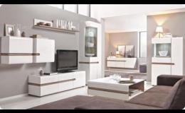 Moderní sektorový nábytek do obývacího pokoje seženete u společnosti Nábytek Brno Rostislav Životský